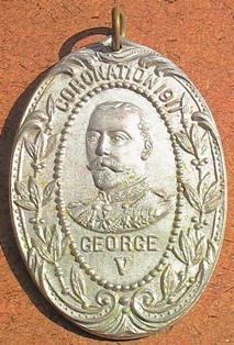 1911 Coronation Medal