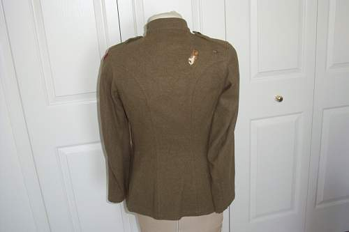 WW1 US uniform