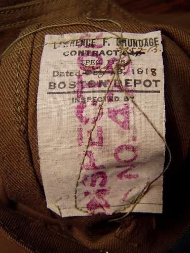 WW1 US Tunic