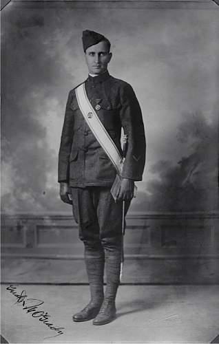 Help identifying this uniform