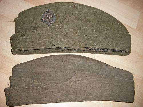 Royal flying corps cap: Opinions please