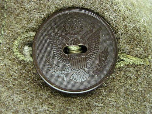 WWI US Uniform Buttons