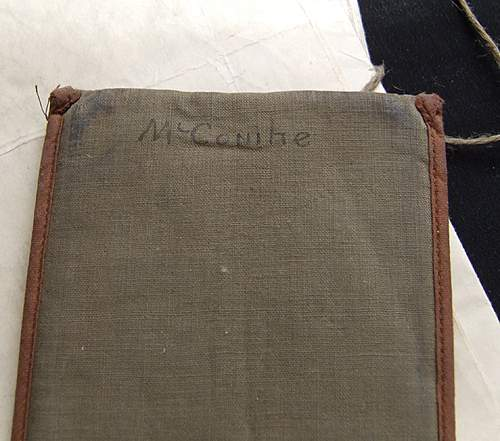 Found several world war 1 items in the families estate, Help Identify please?