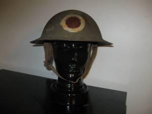 My first WW1 US helmet