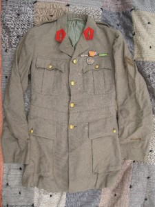 Ambulance For Sale >> Need help! WWI American Field Service/ French Army Tunic ...