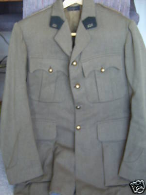 WWI American Field Service TMU 526 Hat and Tunic - Where is it now?????