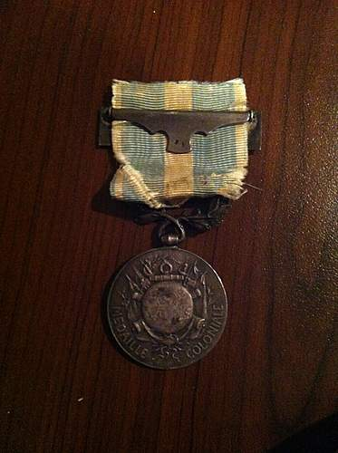 Click image for larger version.  Name:french colonial medal 003.jpg Views:104 Size:225.0 KB ID:381912