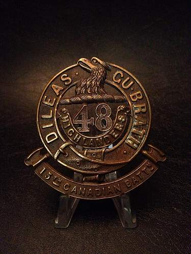 Click image for larger version.  Name:48th Highlanders.jpg Views:63 Size:100.1 KB ID:399367