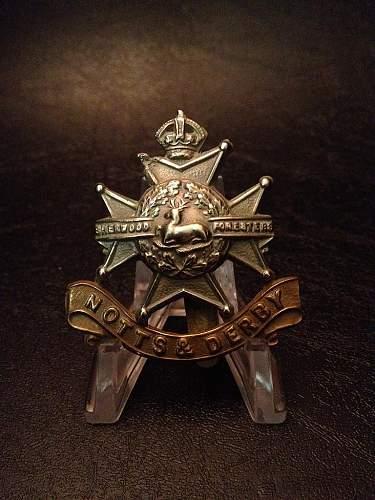 Click image for larger version.  Name:Derbyshire Regiment.jpg Views:66 Size:96.1 KB ID:399382