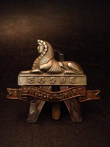 Click image for larger version.  Name:Lincolnshire Regiment.jpg Views:70 Size:81.1 KB ID:399386
