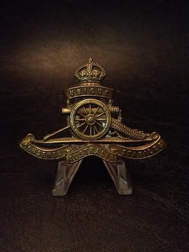 Click image for larger version.  Name:Royal Australian Artillery.jpg Views:153 Size:82.1 KB ID:399393