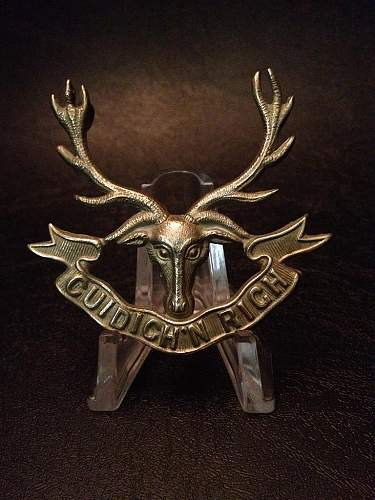 Click image for larger version.  Name:Seaforth Highlanders 2.jpg Views:174 Size:90.7 KB ID:399404