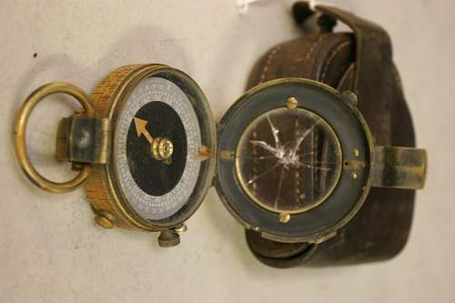 U.S. WWI Engineer Corps Compass