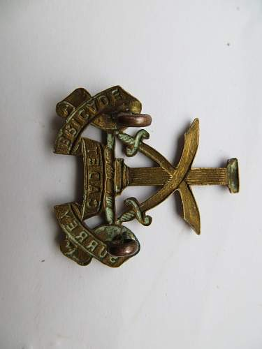 Surrey cadet brigade