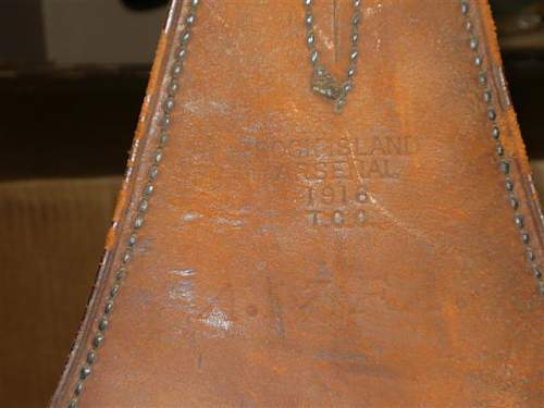 Identify Rock Island Arsenal and U.S. Calvary Items