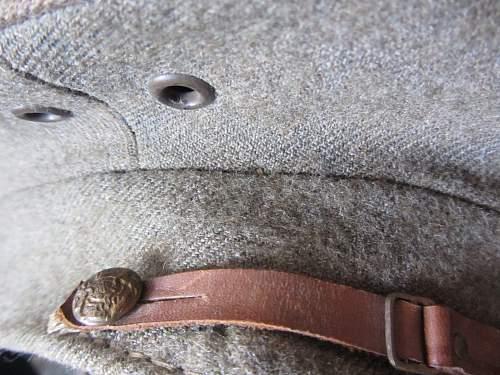 British Army 1902 patt/style other ranks Service Dress cap