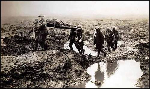 Click image for larger version.  Name:Canadian stretcher bearers in Flanders fields.jpg Views:3180 Size:50.3 KB ID:430132