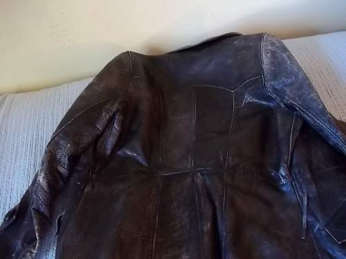 ww1 pilots jacket?