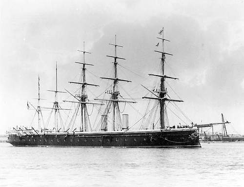 Click image for larger version.  Name:HMS Minotaur.jpg Views:143 Size:61.4 KB ID:441775