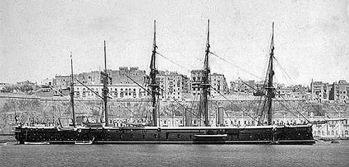 Click image for larger version.  Name:HMS Agincourt.jpg Views:513 Size:75.6 KB ID:441778
