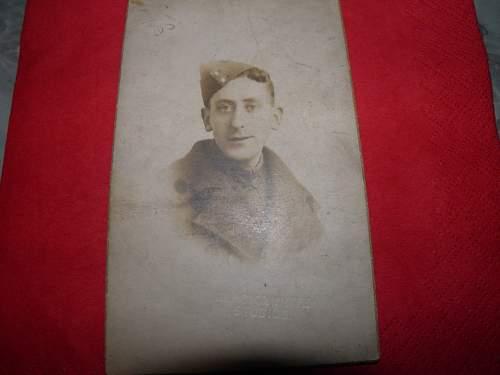 Family member killed 1916