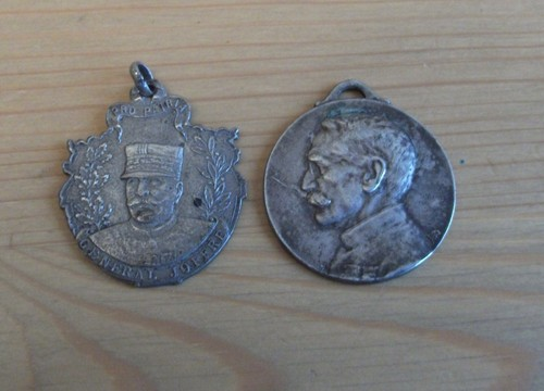 Unknown WW1 french medals