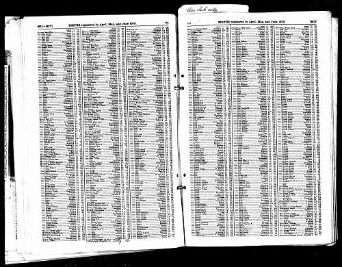 Click image for larger version.  Name:birth record of hugh m.jpg Views:113 Size:230.9 KB ID:458094