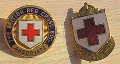 WW1 hospital cups