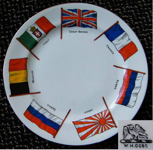 Click image for larger version.  Name:WWI flags of the allies plate.jpg Views:6661 Size:274.4 KB ID:513560
