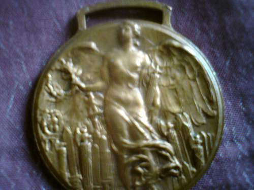 Medaglia commemorativa della Marcia su Roma (1922)