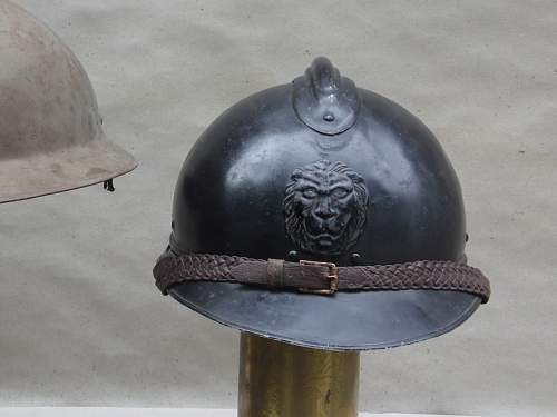private purchase M15 adrian high quality Belgian officers helmet