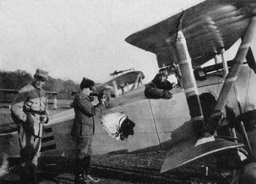 Lafayette squadron Paris
