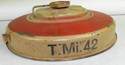 French ammo box