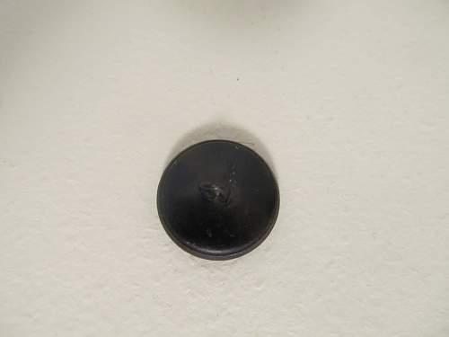 U.S. WWI Collar Discs, Buttons, etc.