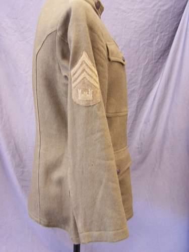 WWI US Army Tunic