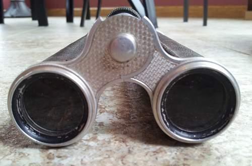 WW1 Naval Binoculars