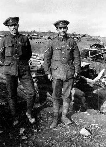 MM . King's Own Royal Lancaster Regiment . Salonika