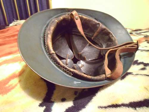 M15 Adrian helmet