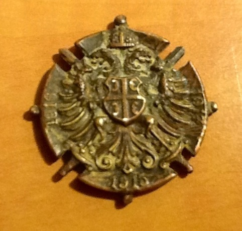 WWI medal, from where, please?