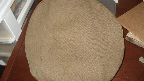 WW1 Trench Cap  New Find