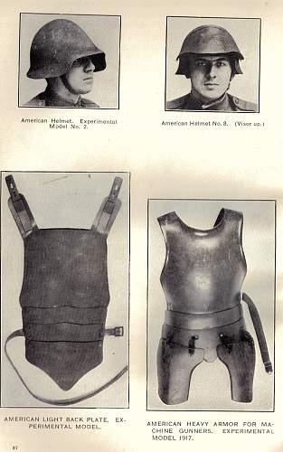 US WWI M-8 Experimental Helmet