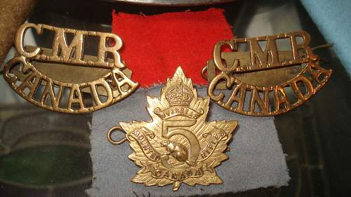 5th Canadian Mounted Rifles Group