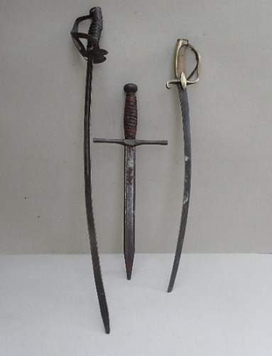 Chidren swords