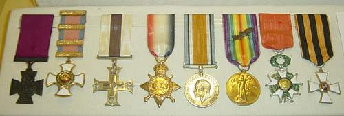 Click image for larger version.  Name:Albert Ball medals.jpg Views:276 Size:176.4 KB ID:60501