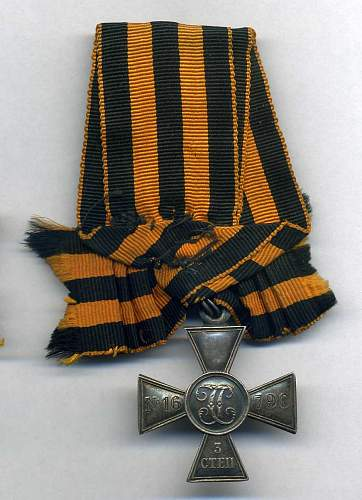 WWI medal group of French Hussar