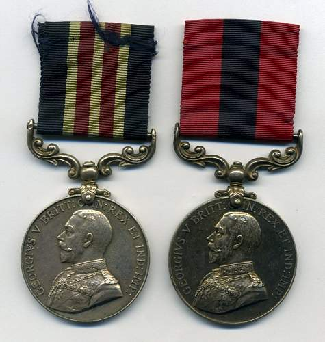 British Decorations to Allied Soldiers
