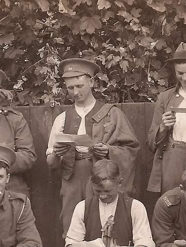 Help Identify WW1 Regiment