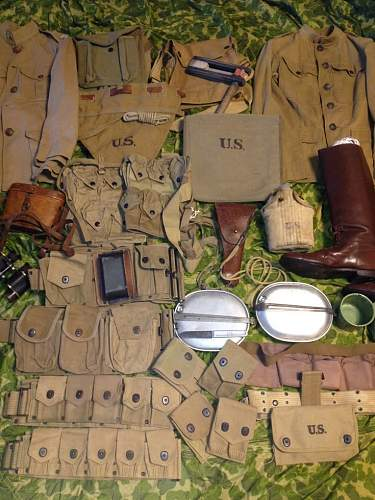 My WWI Allies Collections