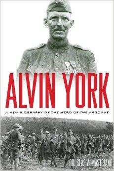 Alvin York new book