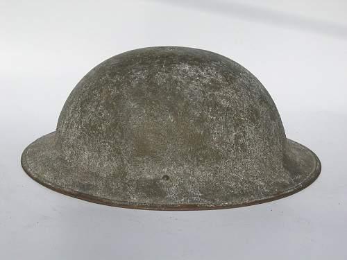 M17 doughboy helmet